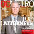 Gregory Brown listed as a Top Attorney in the August 2011 issue of OC Metro magazine
