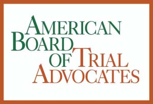 The American Board of Trial Advocates - Simply The Best Trial Lawyers