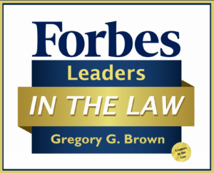 "Forbes Magazine's ""Leaders in the Law"""