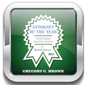 Attorney of the Year by Rocket Lawyer