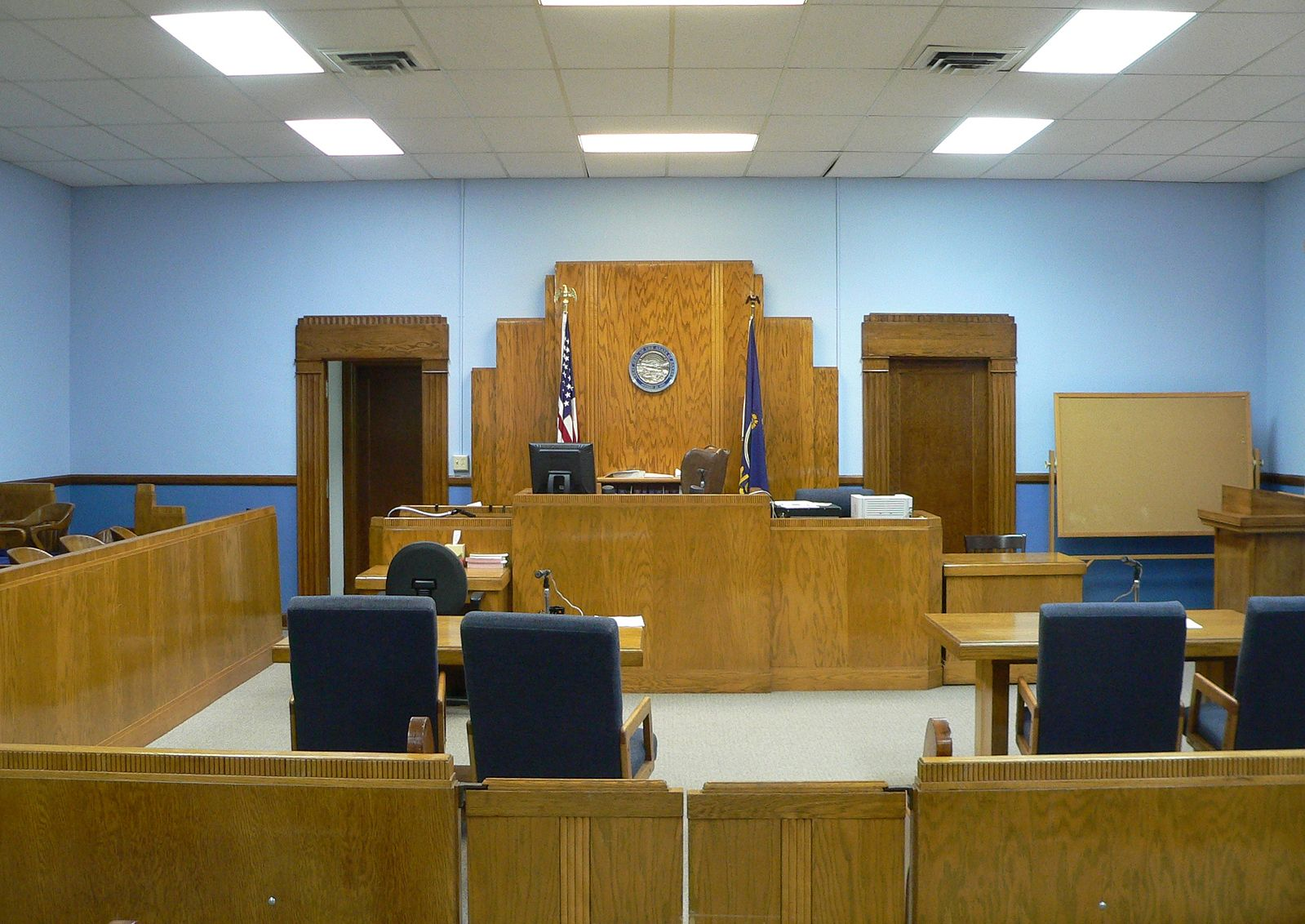 state vs. federal court