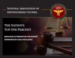 The Nation's Top 1%  - National Association of Distinguished Counsel