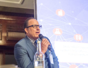 Gregory G. Brown speaks at International Business Conference in London, UK