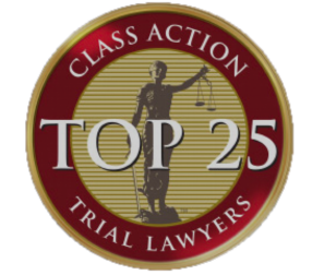 TOP 25 CLASS ACTION TRIAL LAWYER