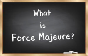 Force Majeure and COVID-19
