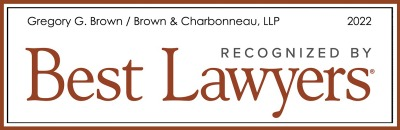 Gregory Brown Named to 2022 Best Lawyers® List
